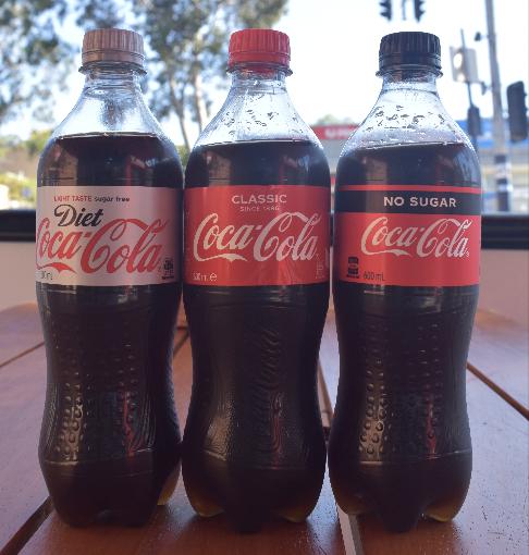 Coke Bottle at Aus Vi Bakery
