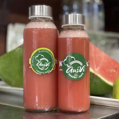 Aus Vi Bakery's Watermelon Wizz Cold-Press Juice